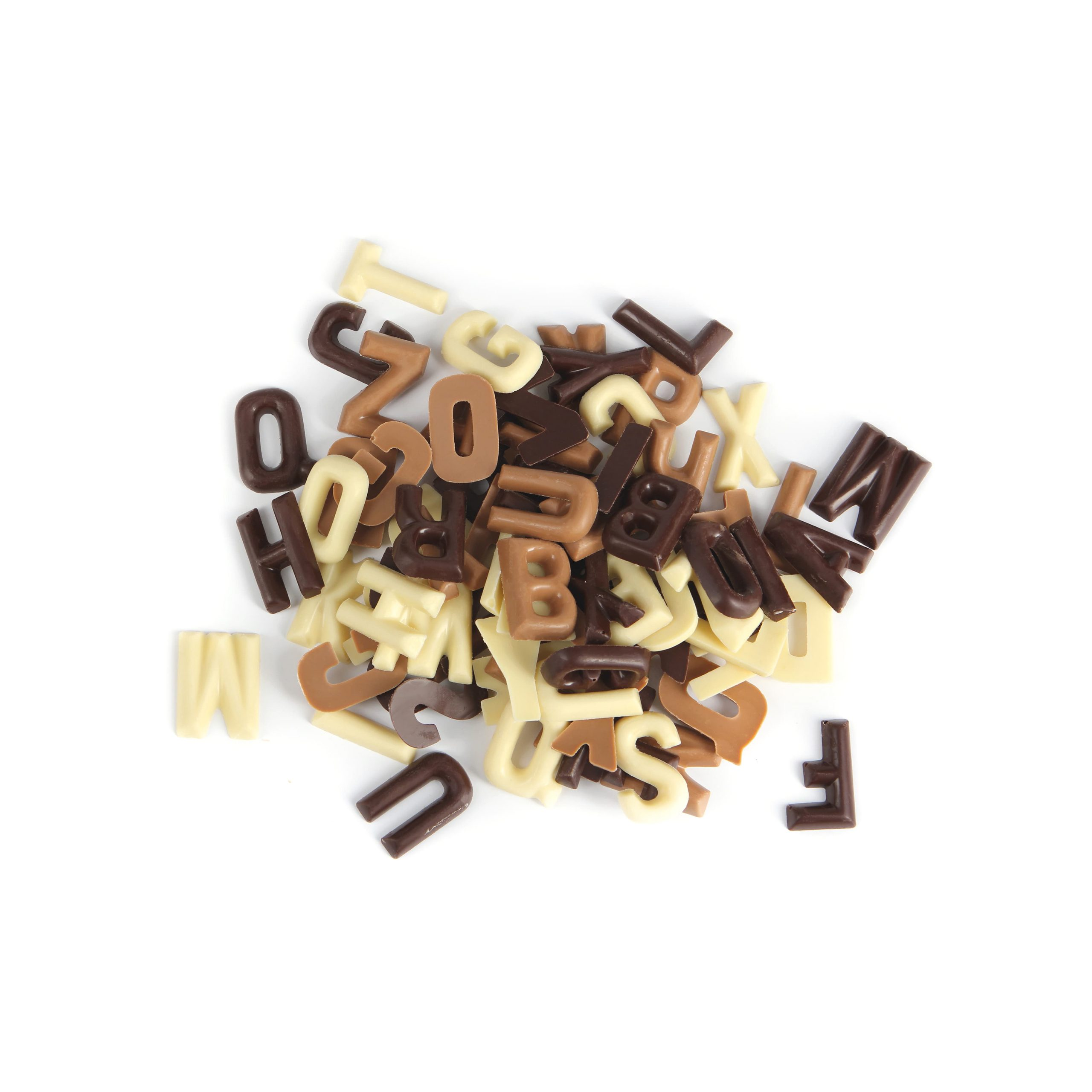 Chocola - Alfabet Los Klein Weegletters