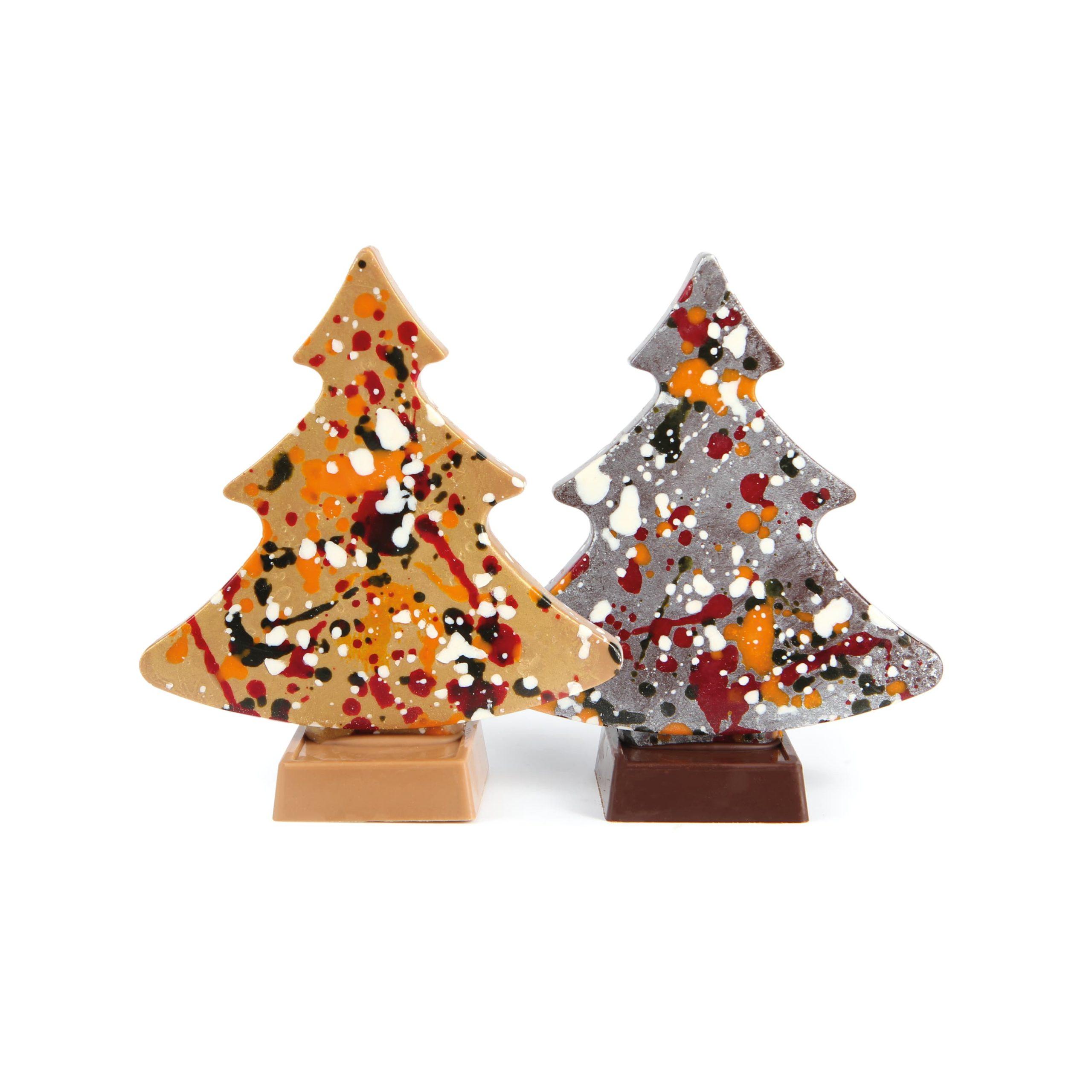 Kerst Bomen - Art Kerstbomen - Puur en Melk
