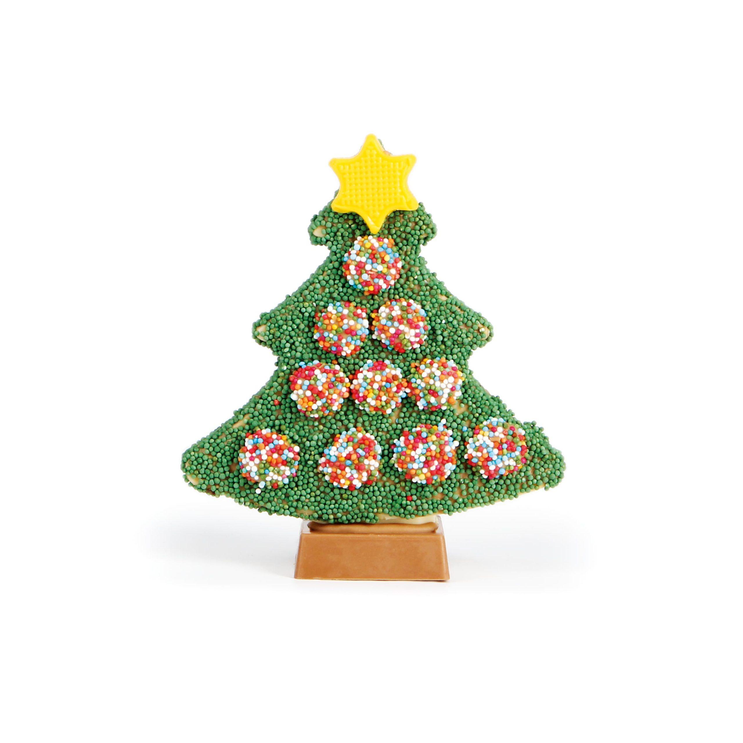 Kerst Bomen - Kerstboom met Ballen