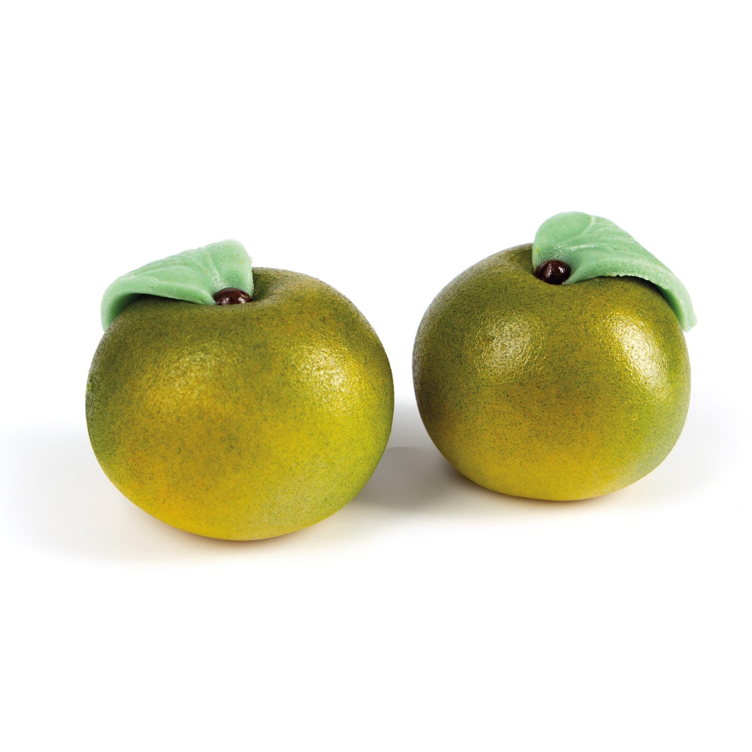 Marsepein Fruit - Appels Groen