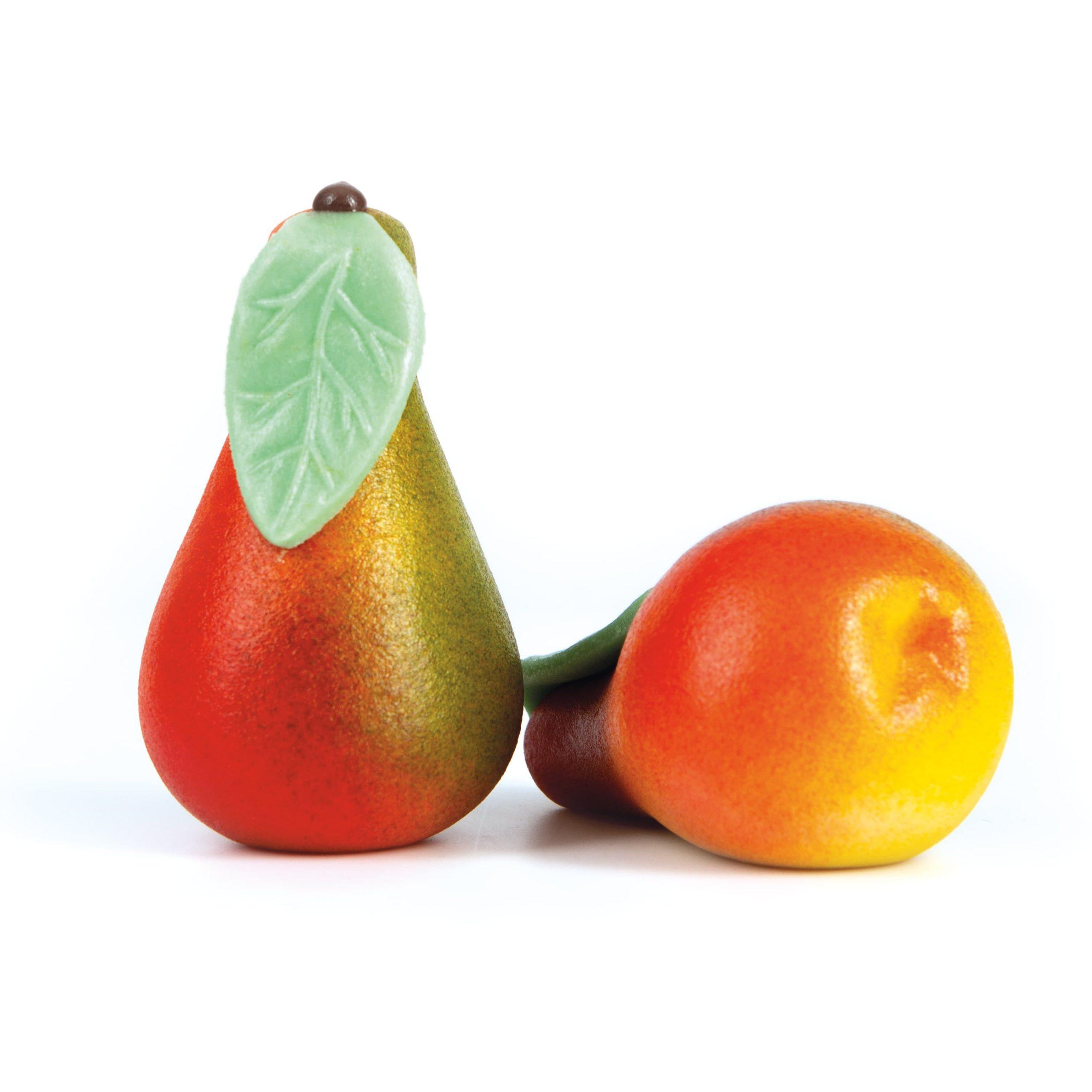 Marsepein Fruit - Peer