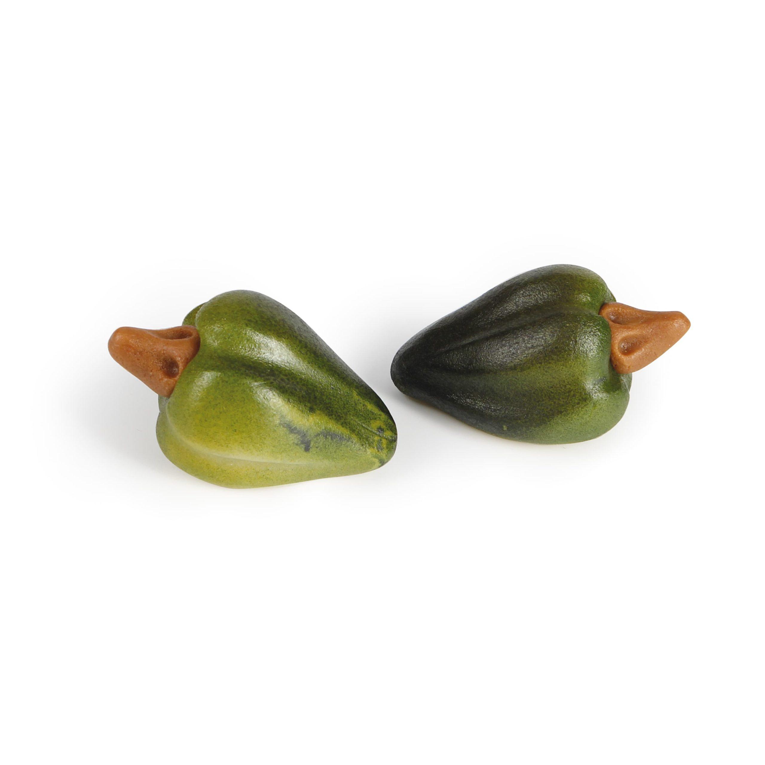 Marsepein Groente - Paprika Groen
