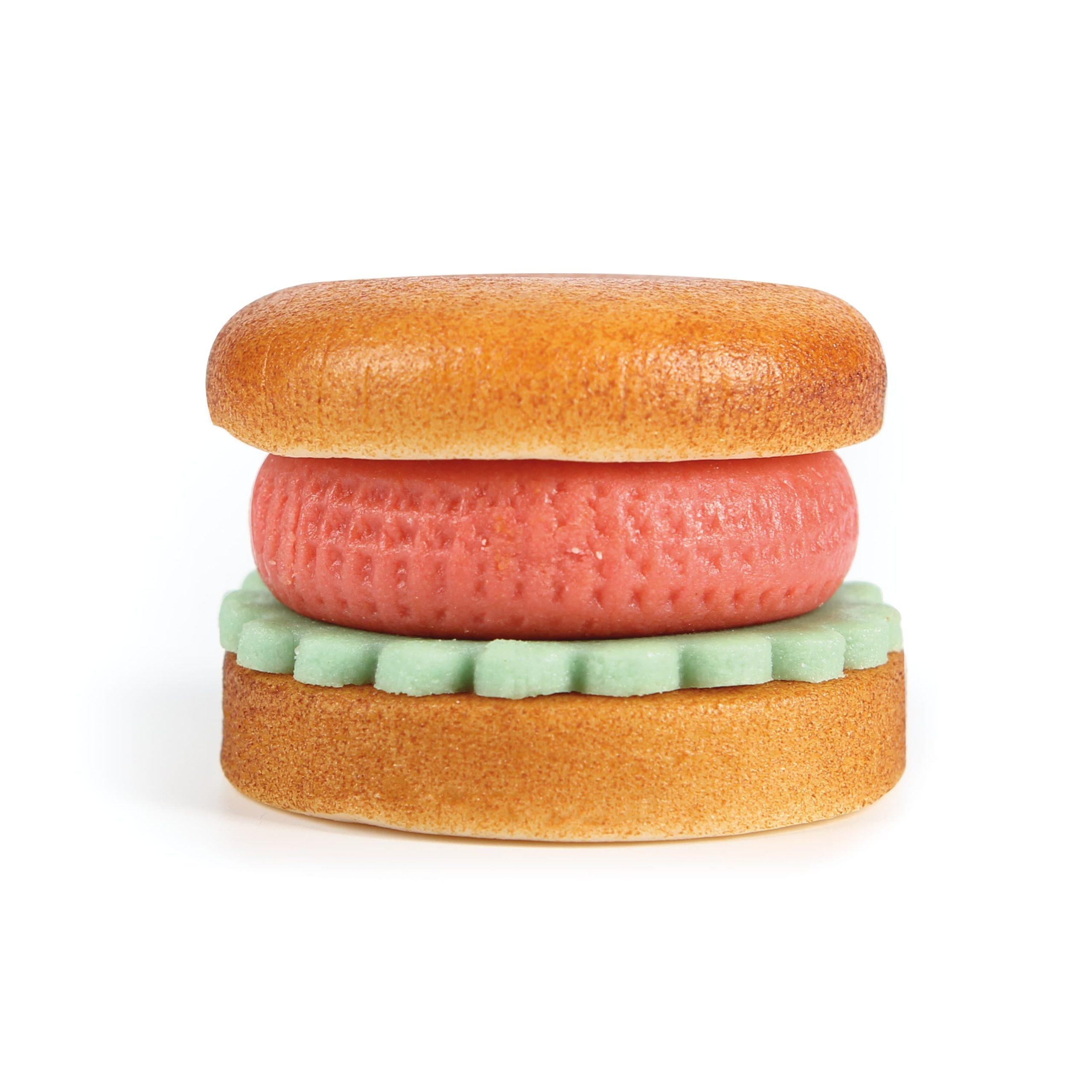 Marsepein Snacks - Hamburger
